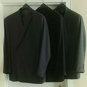 Three Suits (Calvin Klein & Tommy Hilfiger)